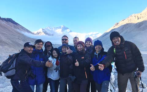 8 Days Everest Base Camp Small Group Tour